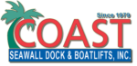Coast Seawall, Dock and Boatlifts