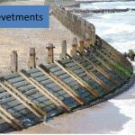 Marine Construction Structures: Seawalls and Revetments