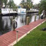 Spring is the time of the year for repairs or boat dock maintenance