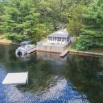 Living on the water in Connecticut