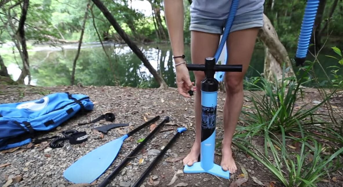 Inflatable paddleboards: ideal gifts for fun on the water in 2020