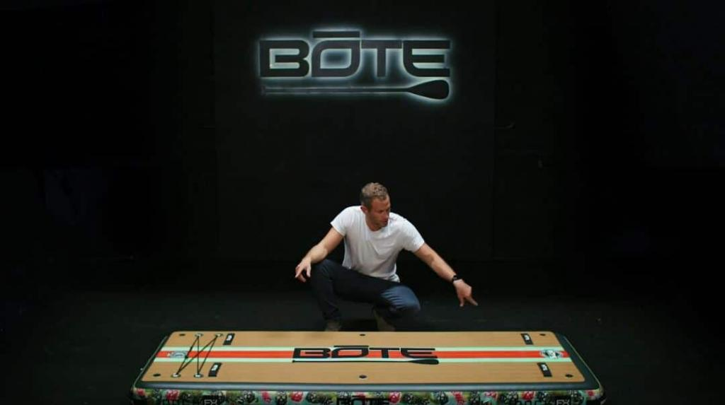 BOte FX individual floating dock