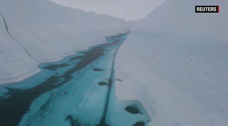 The week in climate threats, floods and heavy rains: Antarctica getting warmer