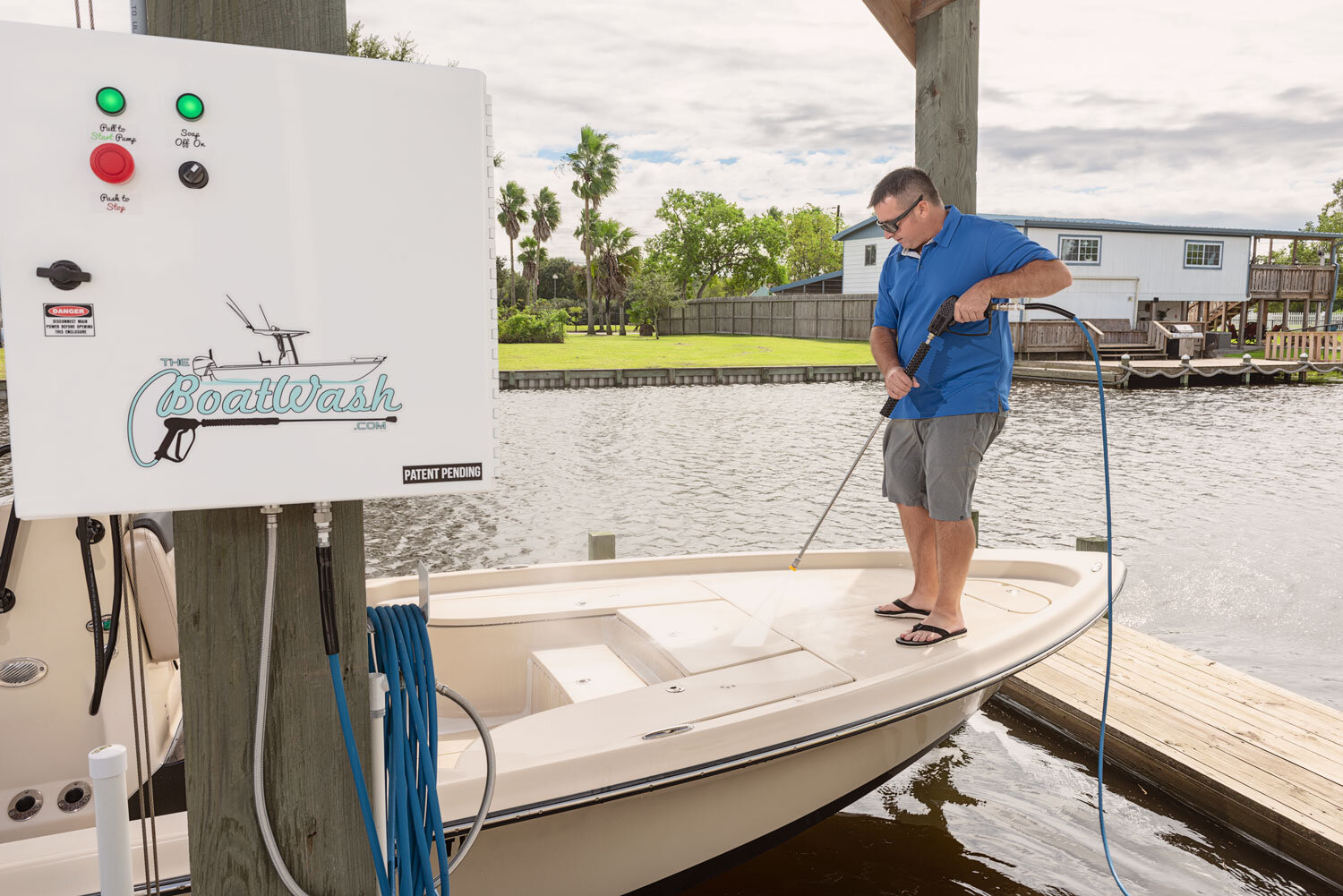 Tips for Pressure Washing Your Boat