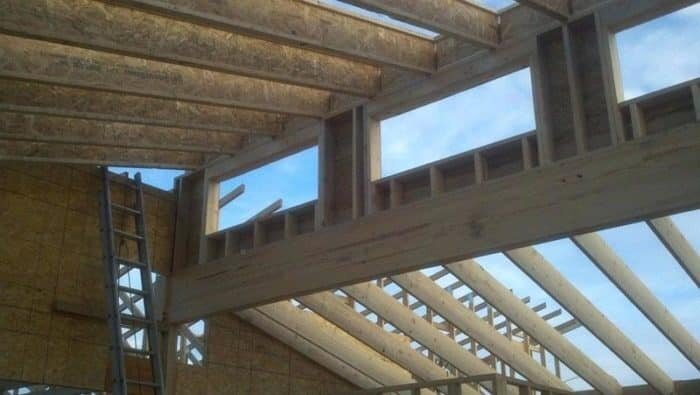 Roofing framing