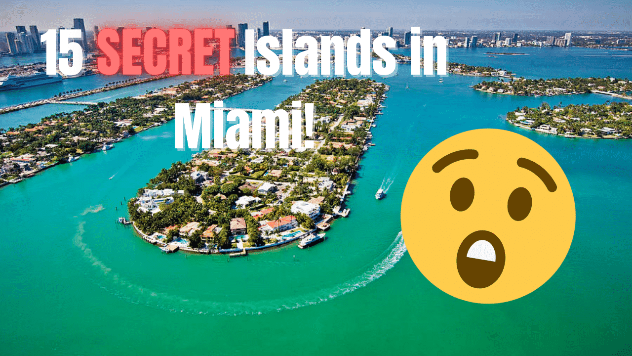 15 exclusive islands to live in Miami