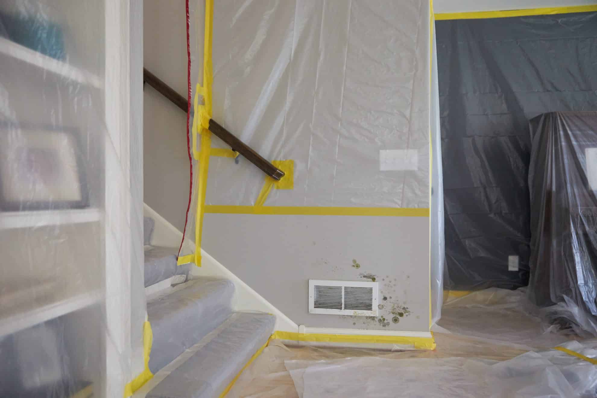 Water Damage Restoration services for when your house is underwater